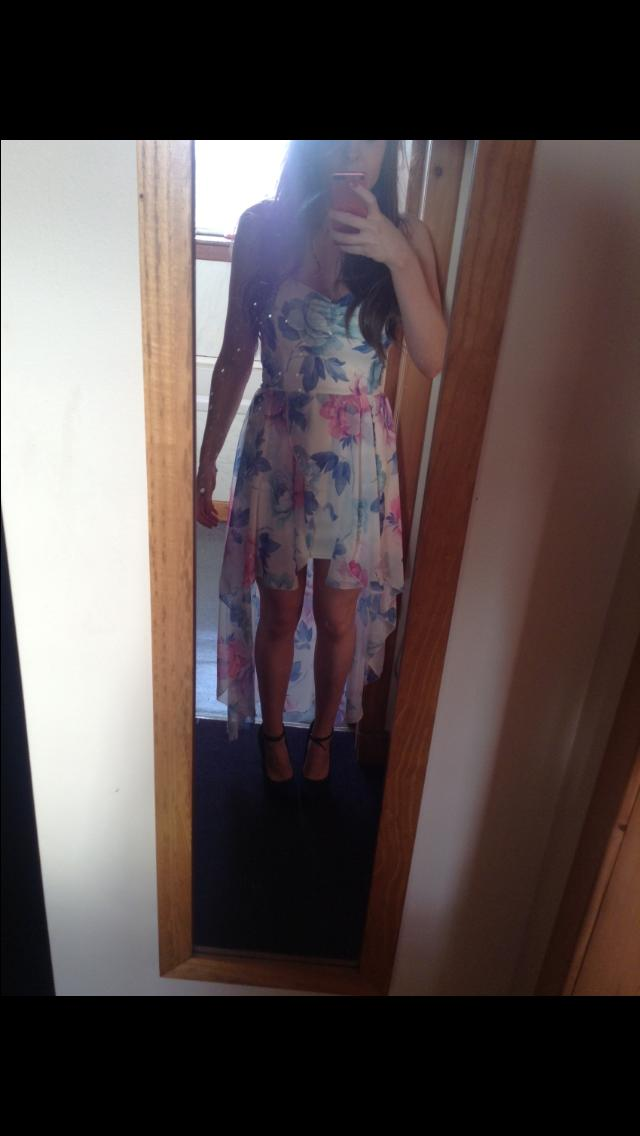 Suitable dress for a wedding or not? PLEASE HELP A GIRL?