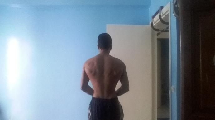 Girls do you find my back muscles attractive ?