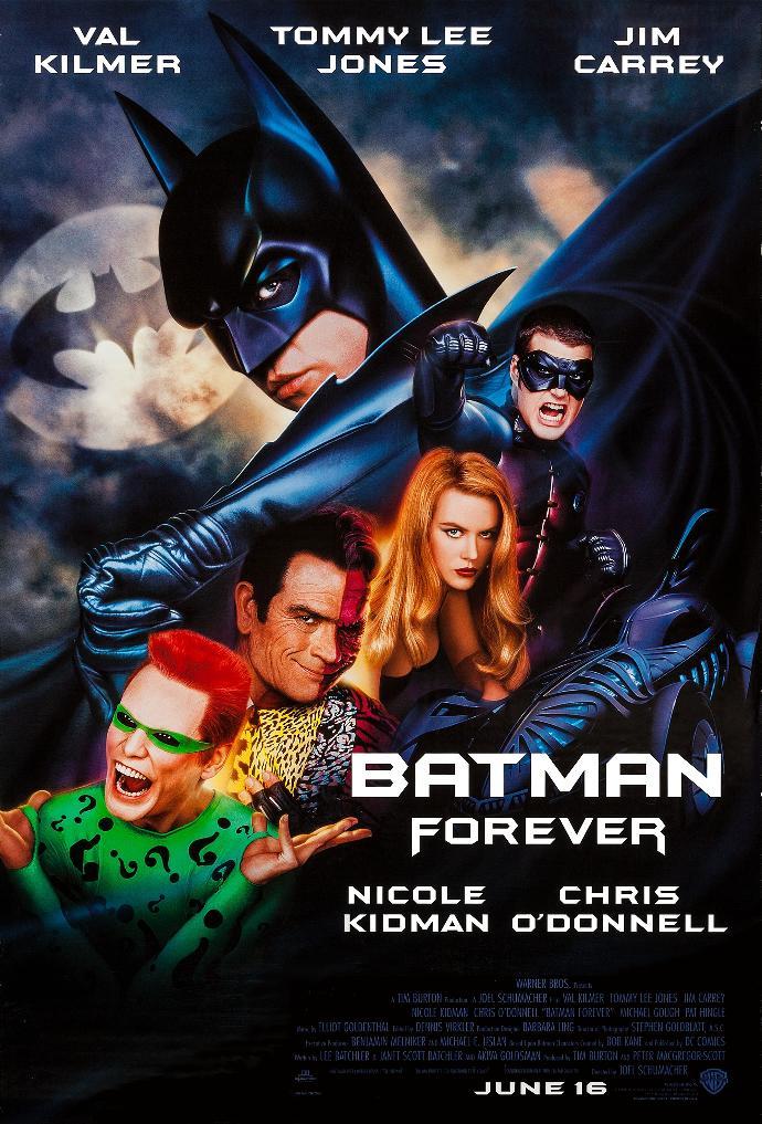 What's your favorite live action Batman movie?