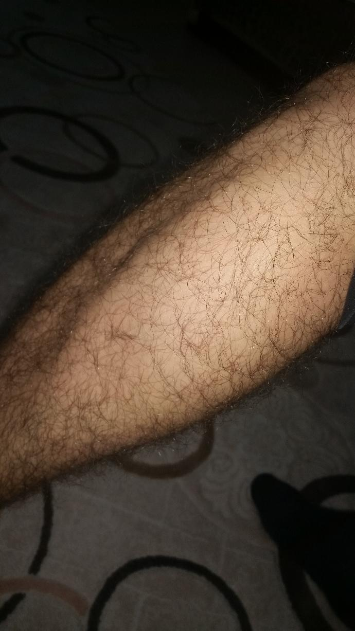 How look my leg😂😂?