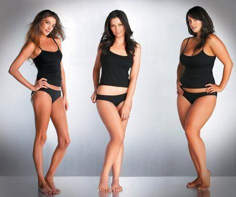 Which body is sexiest?