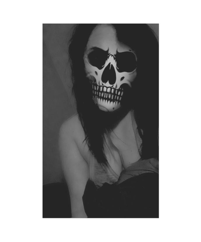 💀 how do I look?