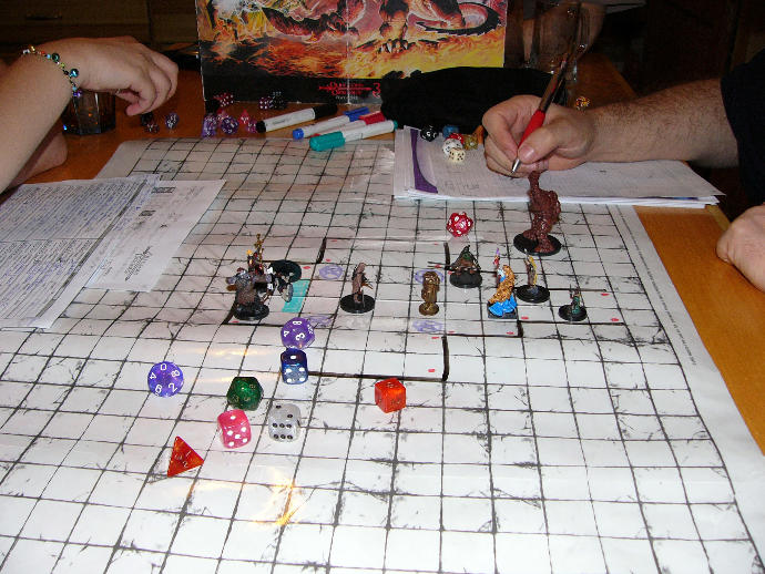 Girls, would YOU be willing to play a game of Dungeons and Dragons with your Bf?