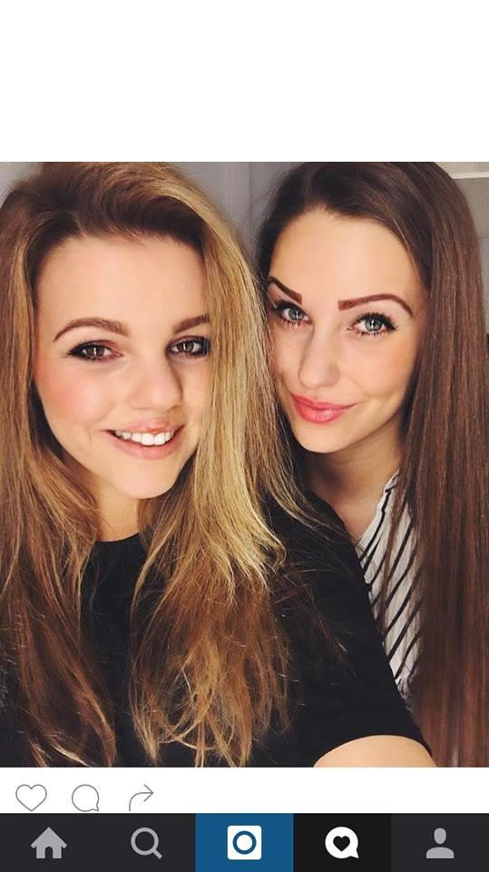 Which girl do you think is more beautiful?