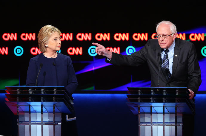 Where are our New York GAGers? What do you think of Bernie Sanders?