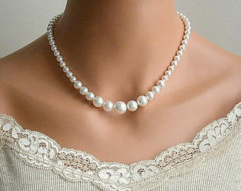 Is a pearl necklace the cheapest one you can give to a woman?