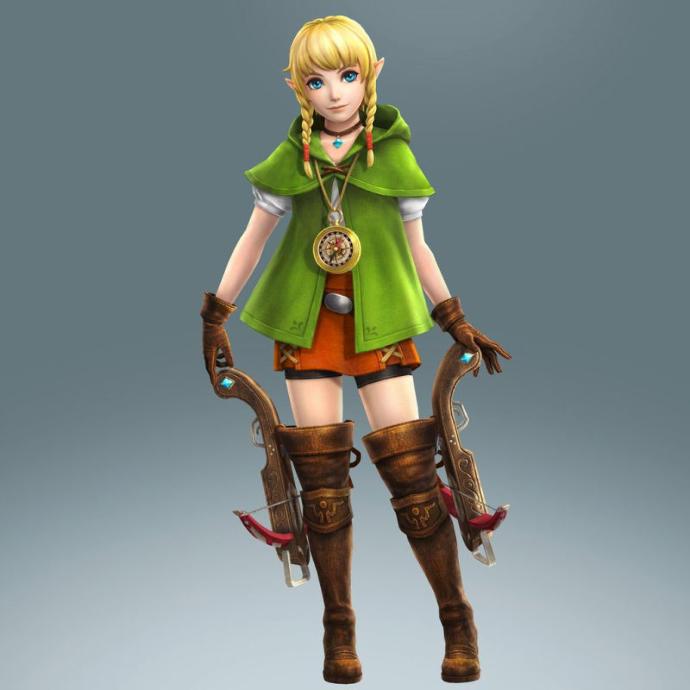 Do you like female link?