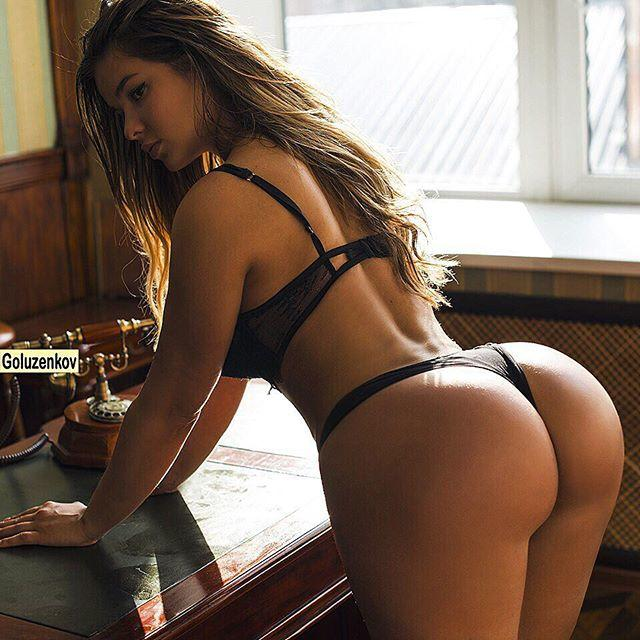 Does Anastasiya Kvitko have a better body than Kim Kardashian?