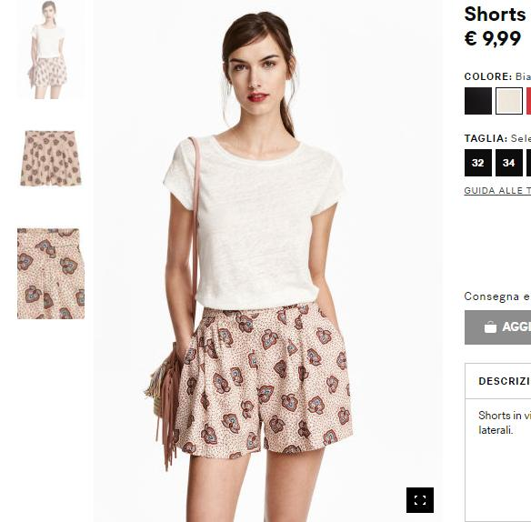 Girls, what do you think about these shorts?