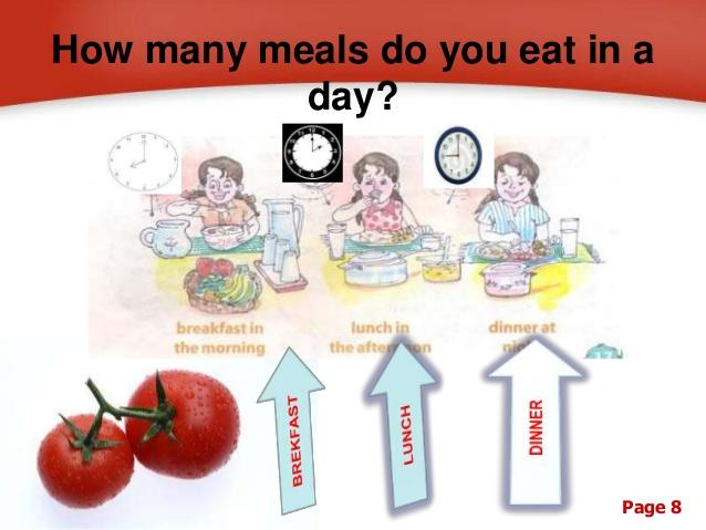 How many meals a day do you eat?