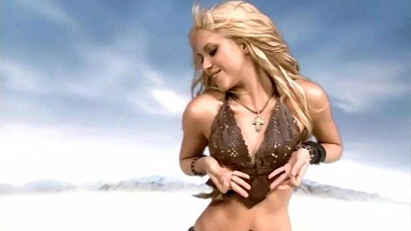 2 in 1 question about Shakira. What do you think?