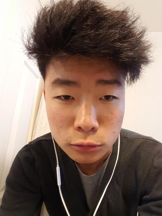 Is this Korean boy good looking?