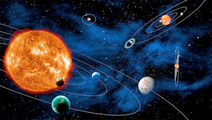 If you discovered a new planet , what would you call it?