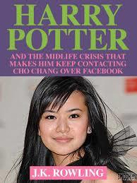 Harry Potter should have gotten together with Cho, Hermione or a brand new girl right?