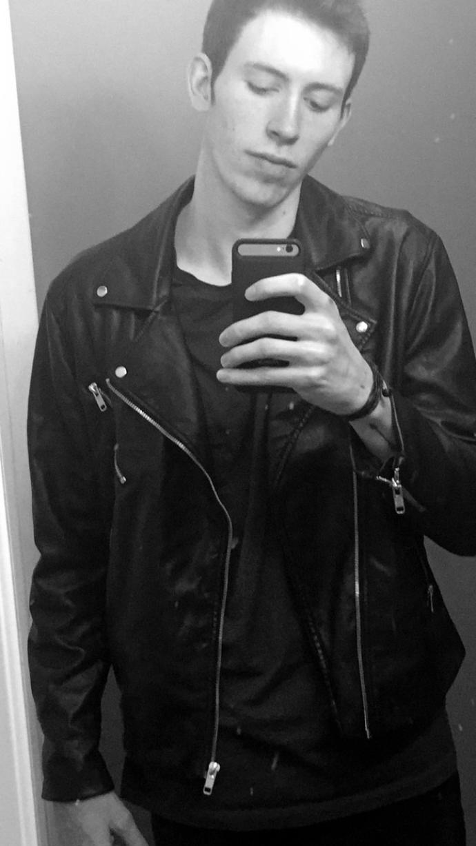 Girls, Can I pull off a leather jacket?