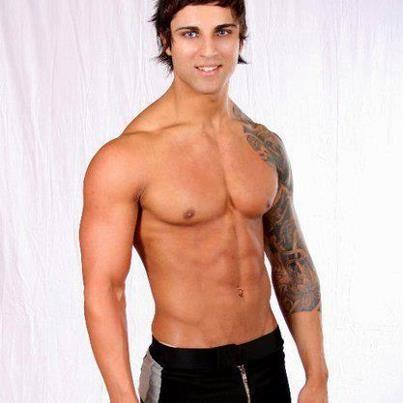 Zyzz looking handsome as fuck in this pic?