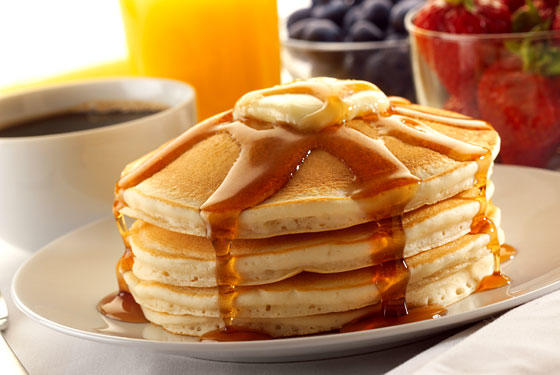 Pancakes: Dessert or Breakfast?