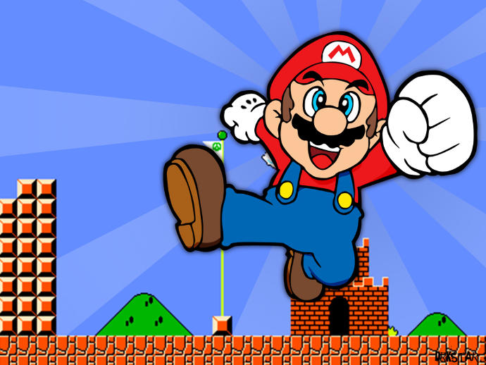 Are you a bigger fan of Super Mario or Sonic the Hedgehog?