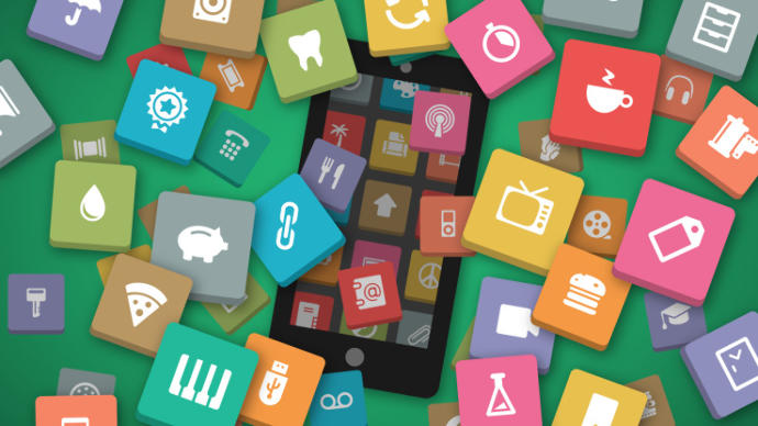 How many apps do you have in your phone?