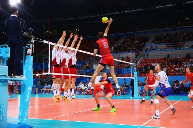 Rate this sport: Volleyball?