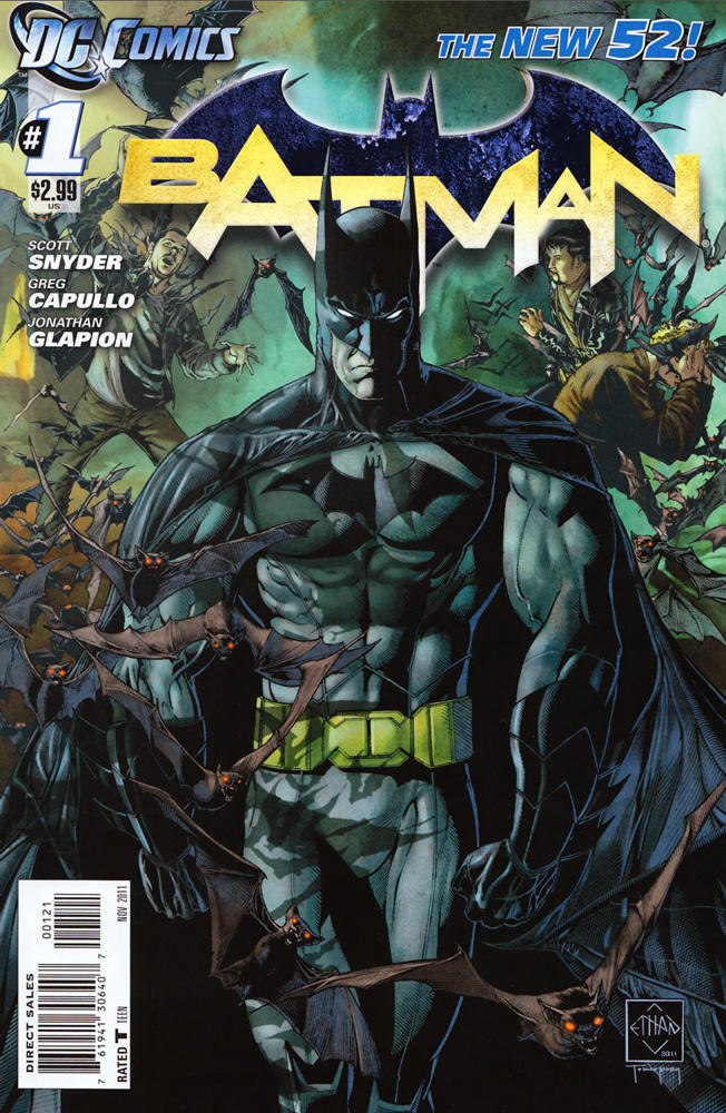Whose take on Batman did you like the best (comics only)?