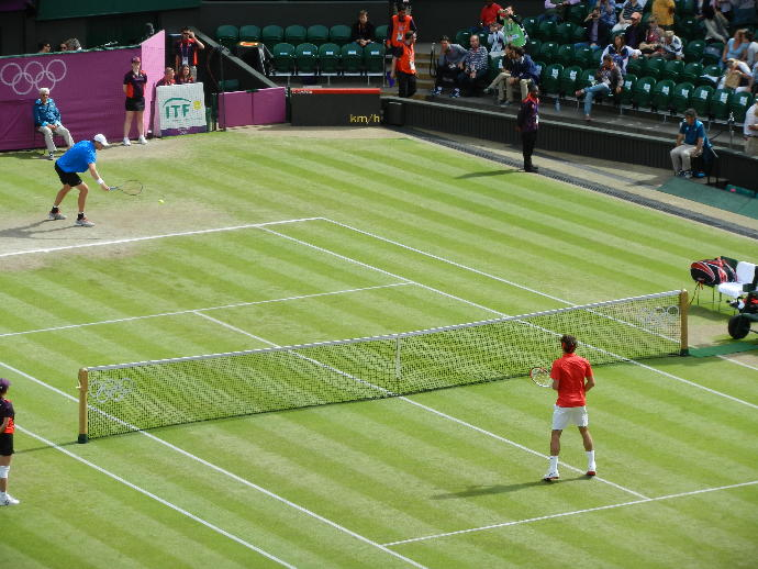Rate this sport: Tennis?