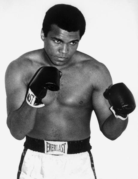 For those GAGers that are boxing fans, which of the following boxing legends do you wish to be like in terms of athletic ability and skills?