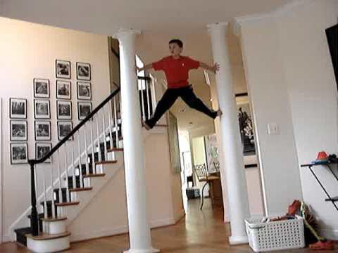 Have you ever attempted this move when you were young?