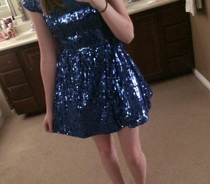 Is a short dress ok for prom?