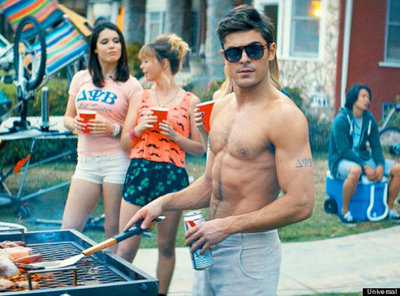 Girls, does zac efron have a perfect physique?