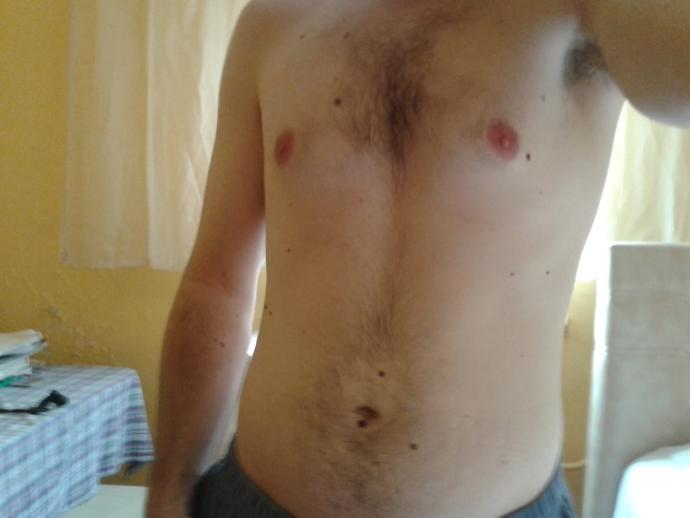 Does my body look so bad?