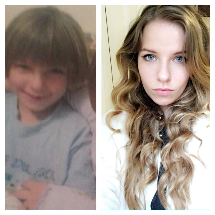 How much do you think I have changed haha??