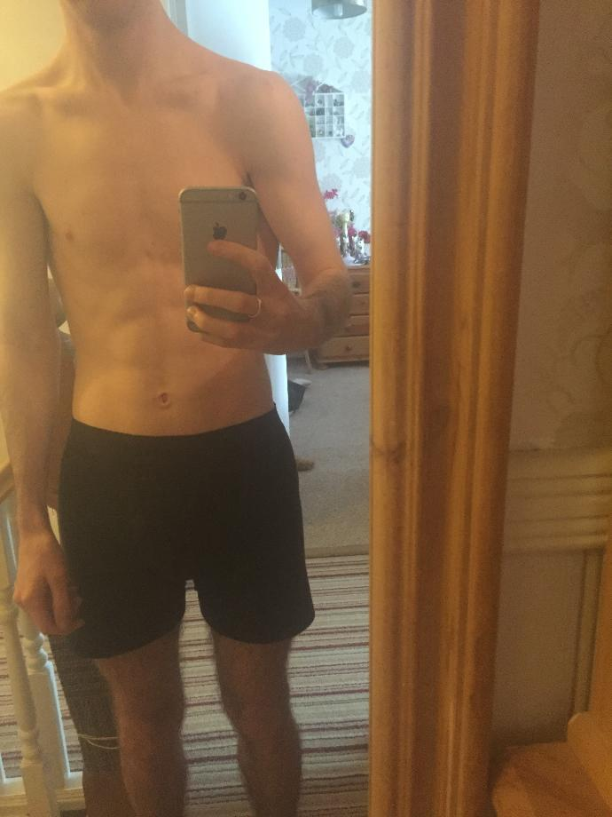 Is my body enough to put a girl off?
