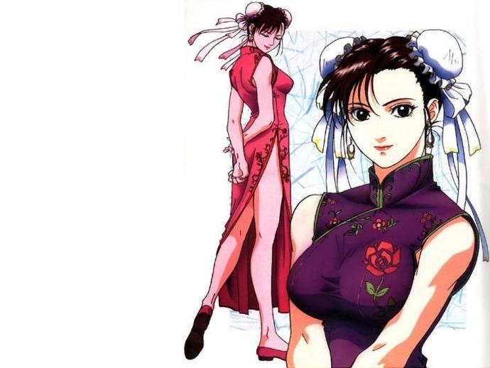 Are there any real Chinese Women that look like Chun-Li?