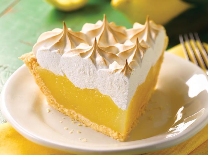 Hav u tried lemon meringue pie?