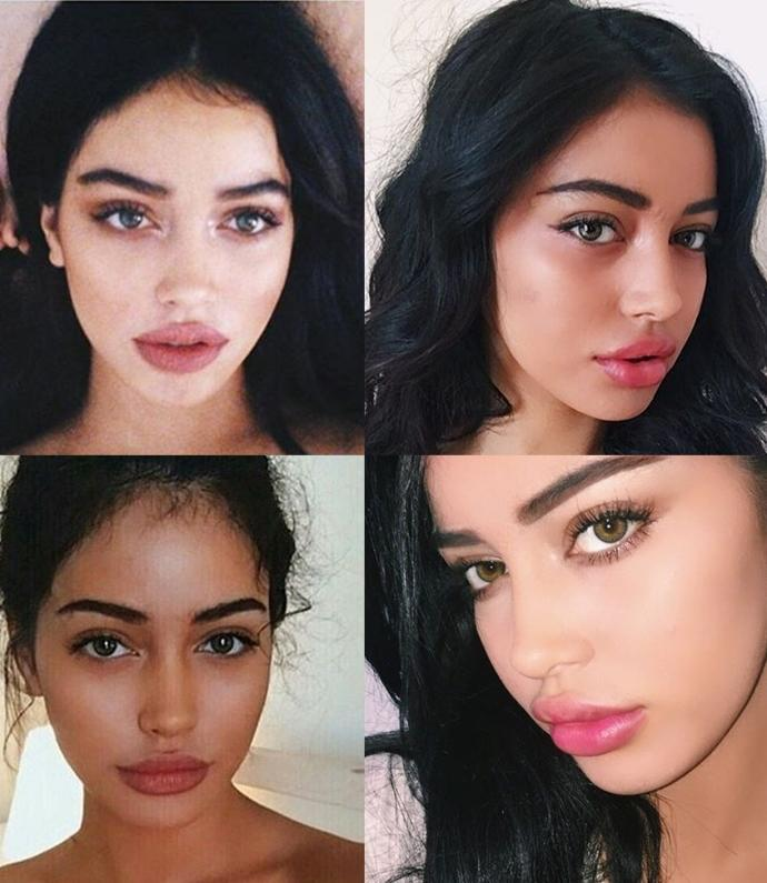 which woman is the most attractive?
