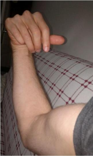 How is my biceps :D ?