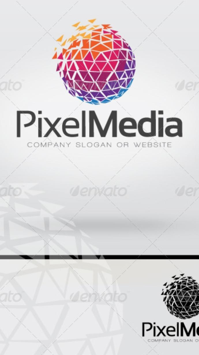 Does this logo look Professional for a graphic design business?