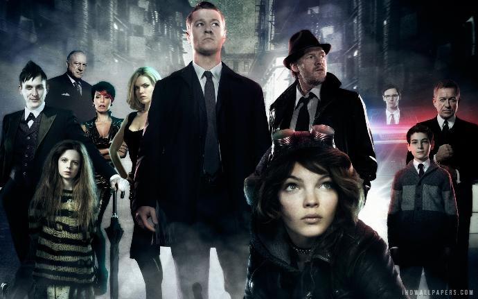 What current Superhero tv series is your favorite?