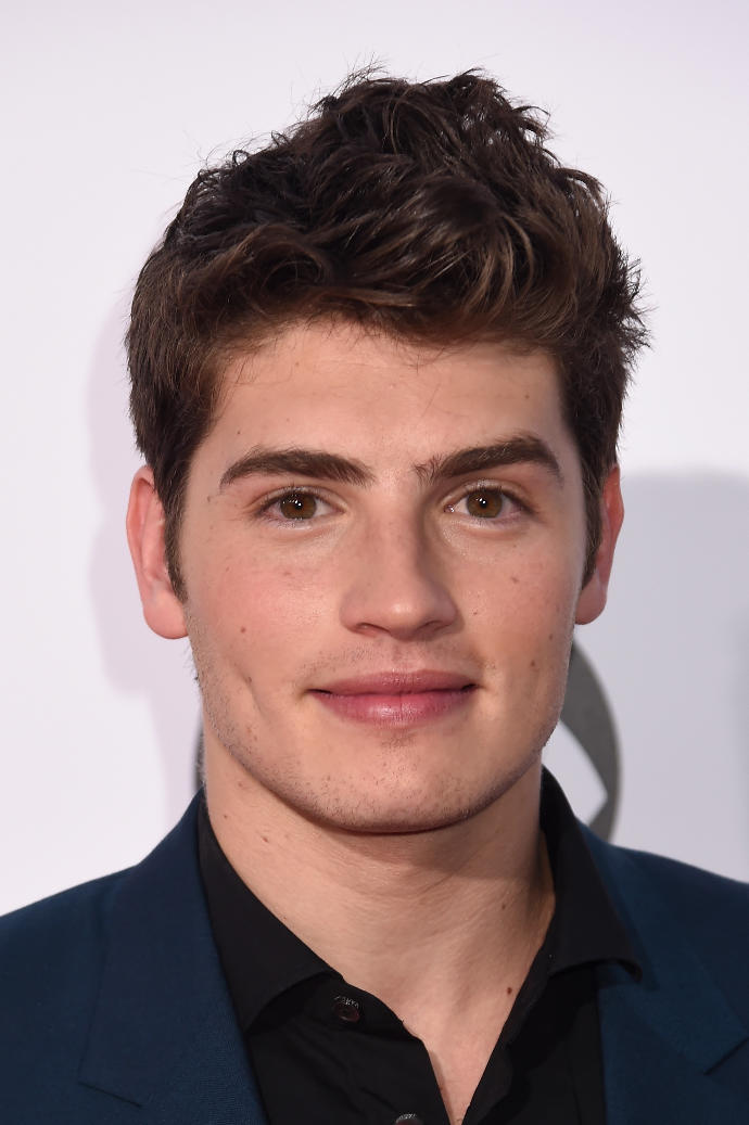 Girls is Gregg Sulkin hot to you?