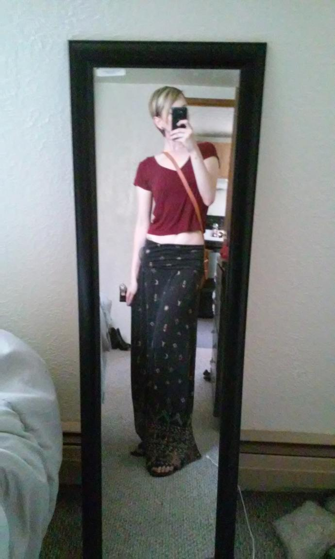 Maxi skirts, cute or no?