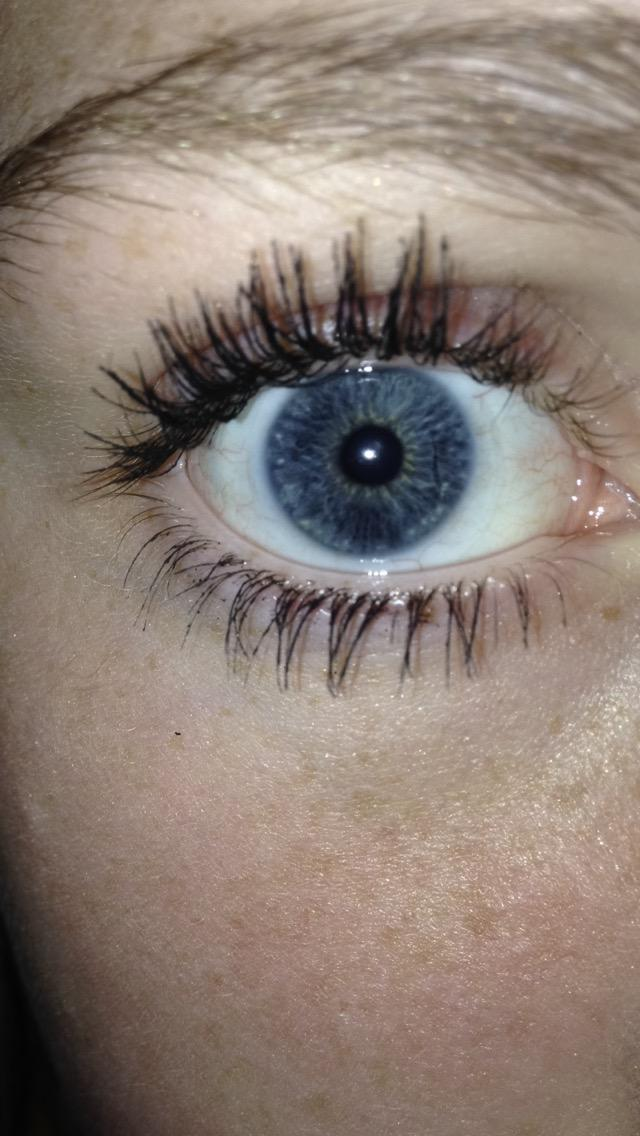 What color eye is this?
