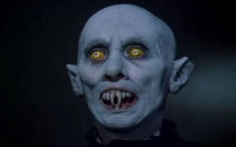 Rate this Mythological Creature: The Vampire?
