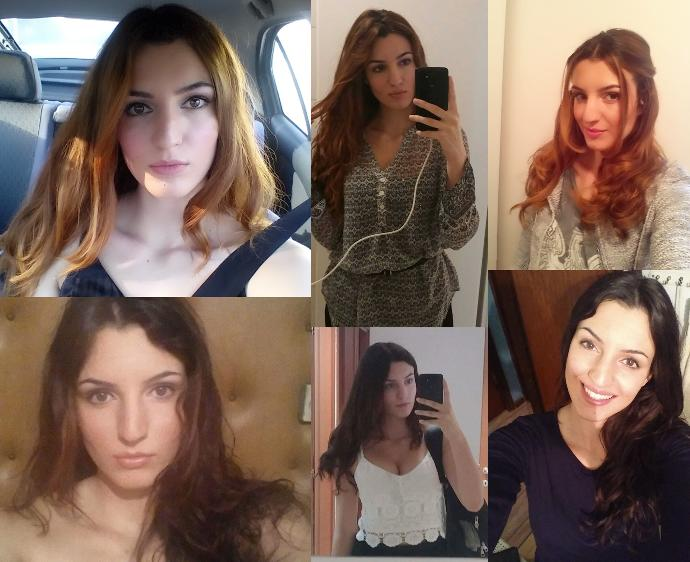 What looks better on me - lighter or darker hair color?
