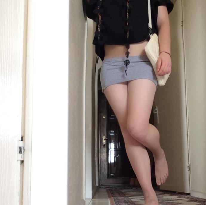 Thoughts on my mini skirt ?