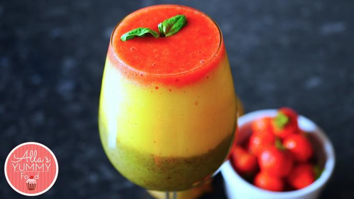 Using just 3 fruits -What kind of FRUIT SMOOTHIE would you make?
