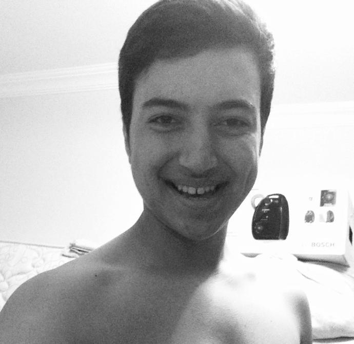 Hey How do i look hey?