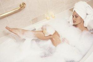 Girls, what would be your dream bubble bath?