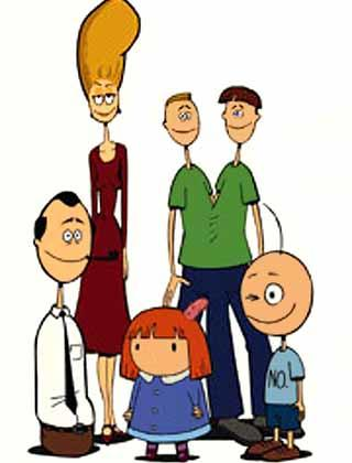 Who remembers what show these characters came from?