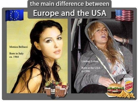 Do Eastern European women make better wife material than American women?